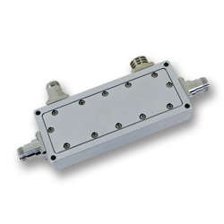 N-Female, 10DB, 100W Directional Coupler, 380-2700 MHz