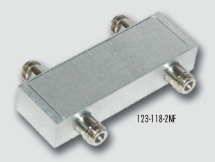 2x2 hybrid coupler, N-Female