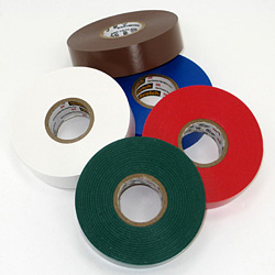 PVC electrical tape 3/4 IN x 60FT X.007 IN UL Approved