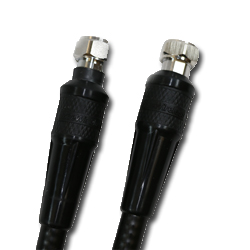"4.3-10 Male to 4.3-10 Male 1/2"" Flexible w/EasyBoot, 6FT"