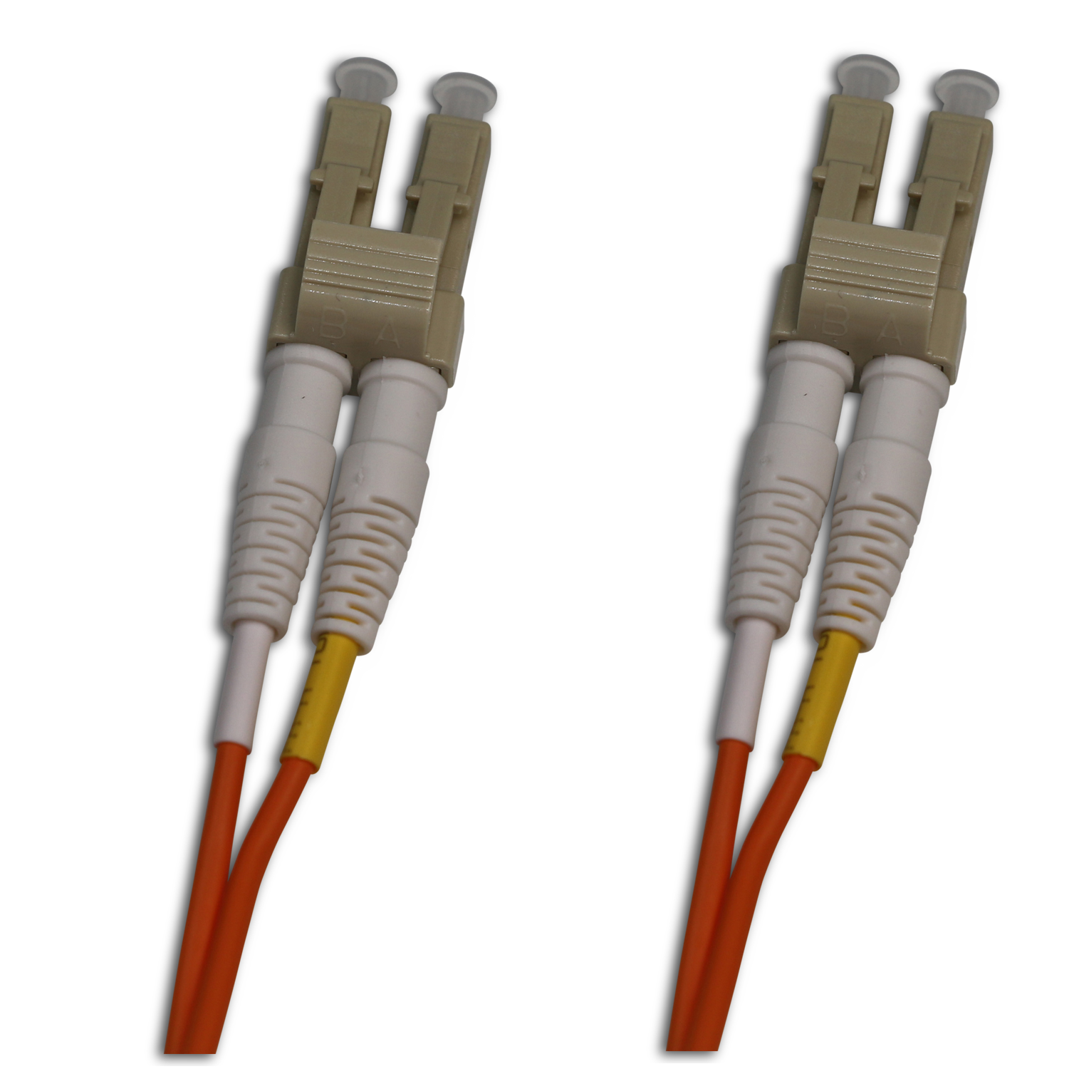 LC/UPC to LC/UPC 62.5/125 Multi Mode Duplex 10 Meter Patch Cord