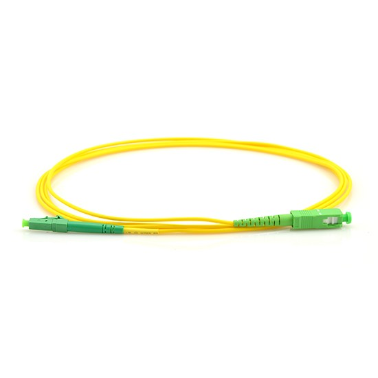 LC/APC to SC/APC Single Mode 1.2mm Simplex 22M Patch Cord